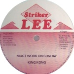 -  (Striker Lee)